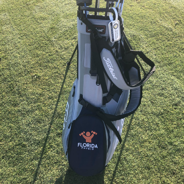 Florida Physio Golf Bag